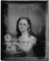 Portrait of Charlotte Barnes as Isabella by John Neagle
